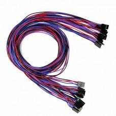 10pcs 4Pin F/F Jumper Wires