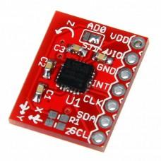 XZN ITG-3205 Triple-Axis Digital-Output Gyro Breakout