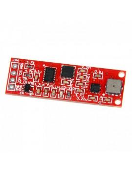 XZN 10DOF (ITG3205+ADXL345+HMC5883L+BMP085) Sensor Stick Breakou