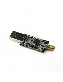 XZN Crazyradio 2.4Ghz nRF24LU1+ USB radio dongle with antenna